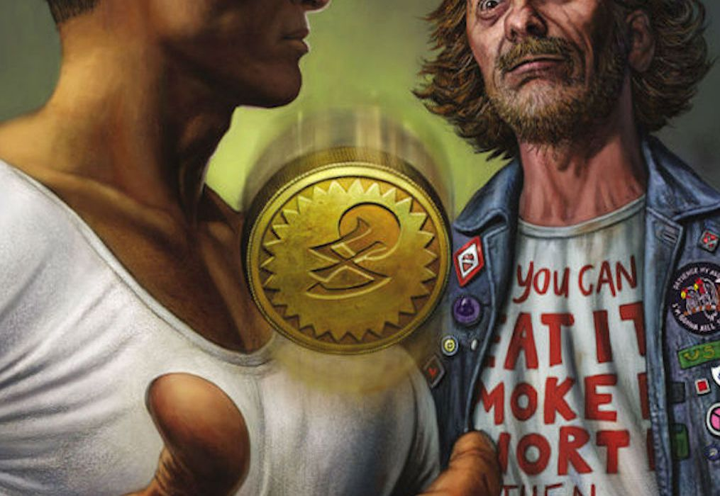 American Gods #2 Featured