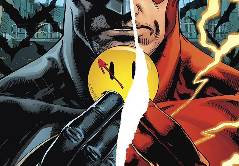 Batman #21 Cover Edit