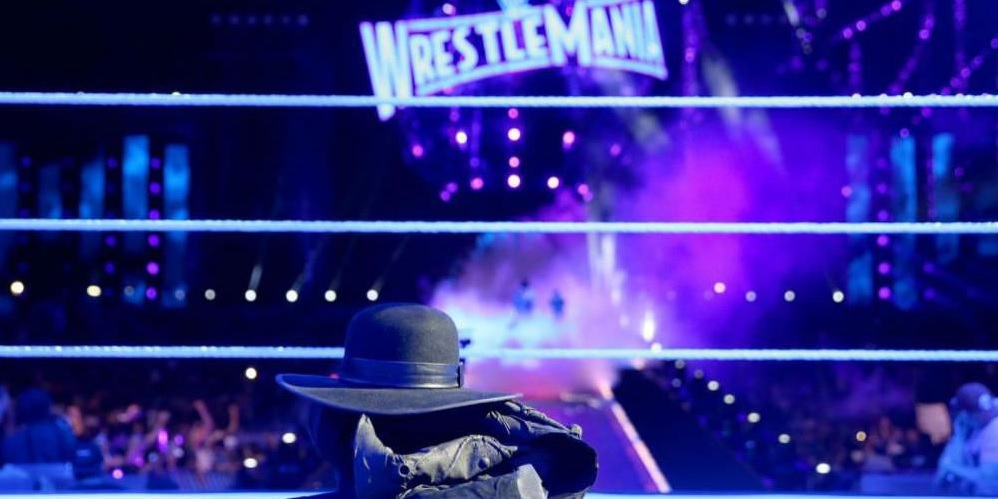 WrestleMania 33: Header