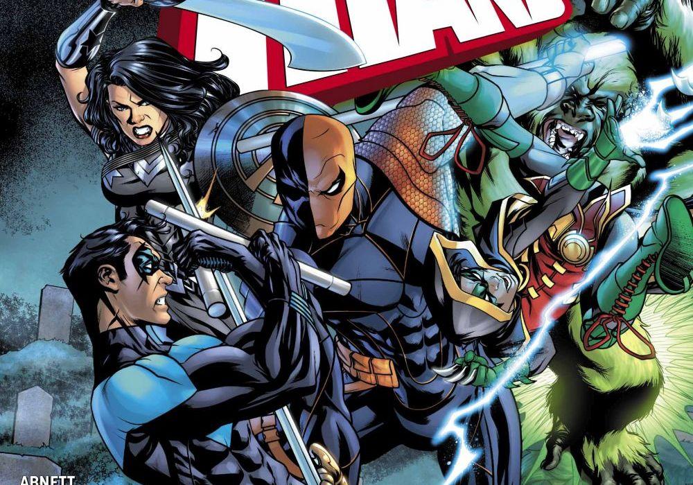 Titans #11 Featured