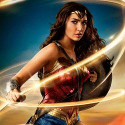 Wonder Woman Lasso Square