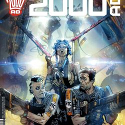 2000AD Prog 2037 Featured
