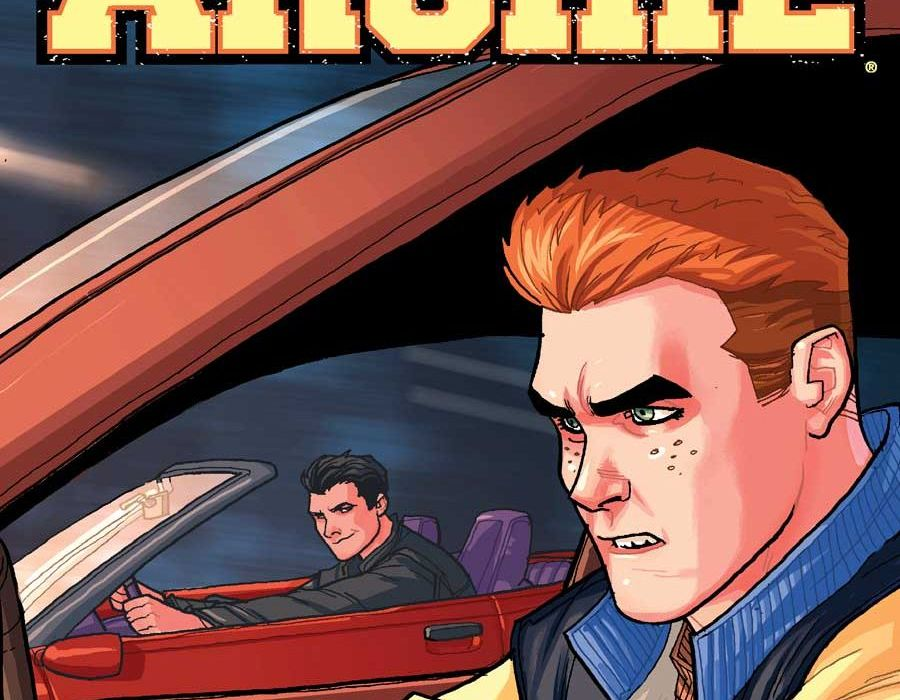 Archie #21 Featured
