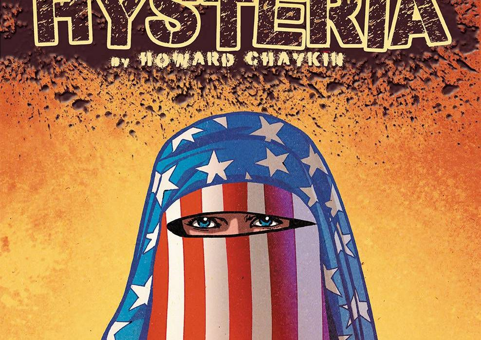 Divided States of Hysteria #1 Featured