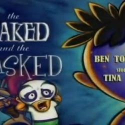 Mucha Lucha 104 The Naked and the Masked