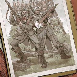 Assassin's Creed Uprising #5 Black Cross