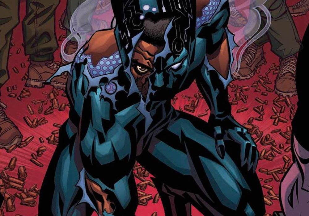 Black Panther #16 Featured