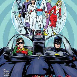 batman 66 legion of superheroes feature