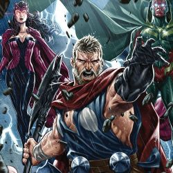 Secret Empire #6 Cover