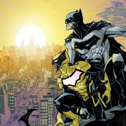 Batman and The Signal Featured