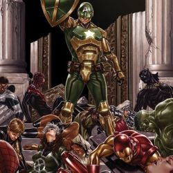 Secret Empire #10 Feature