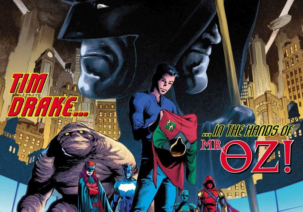 Detective Comics 965 Featured