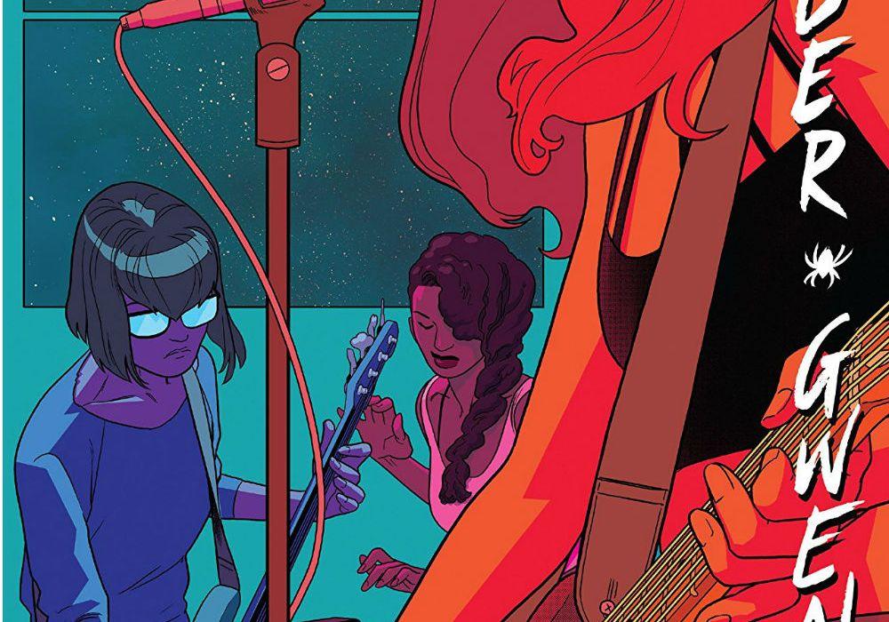 Spider-Gwen #23 - Featured