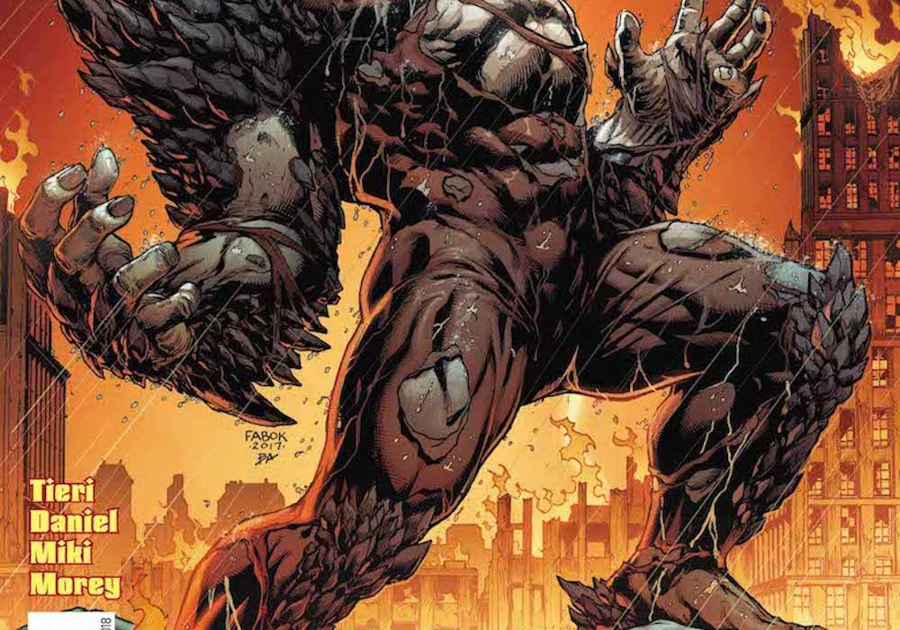 Batman: The Devastator #1 Featured