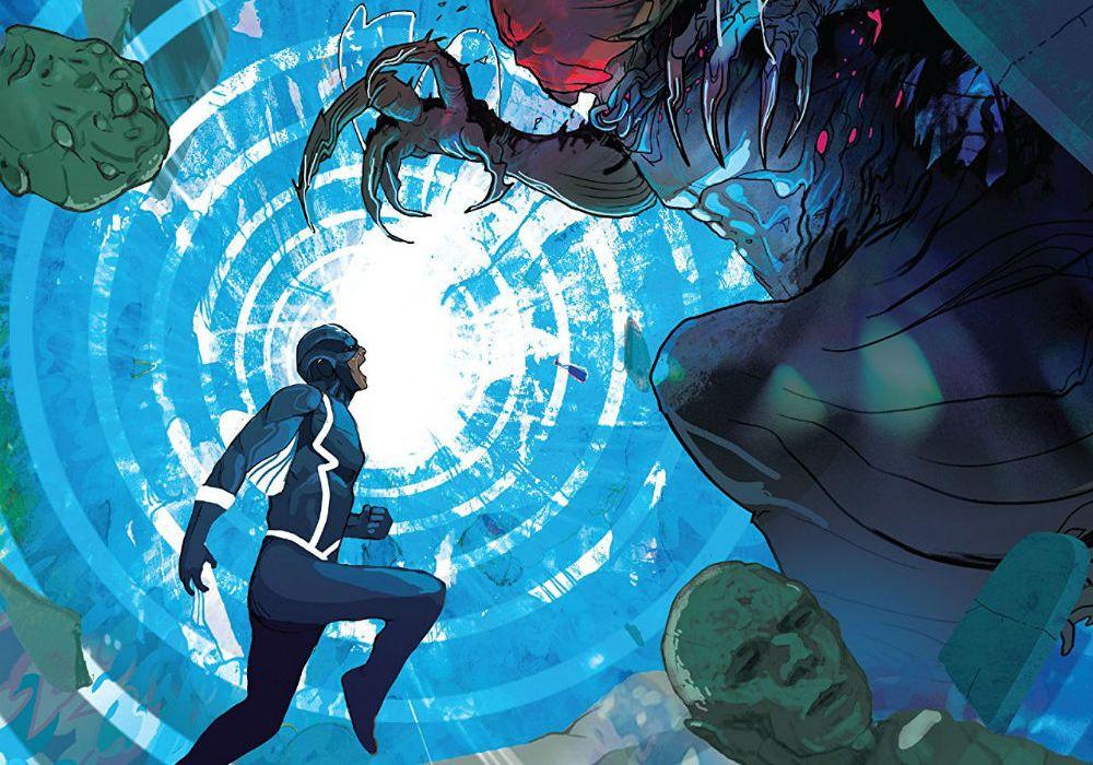 Black Bolt #6 - Featured