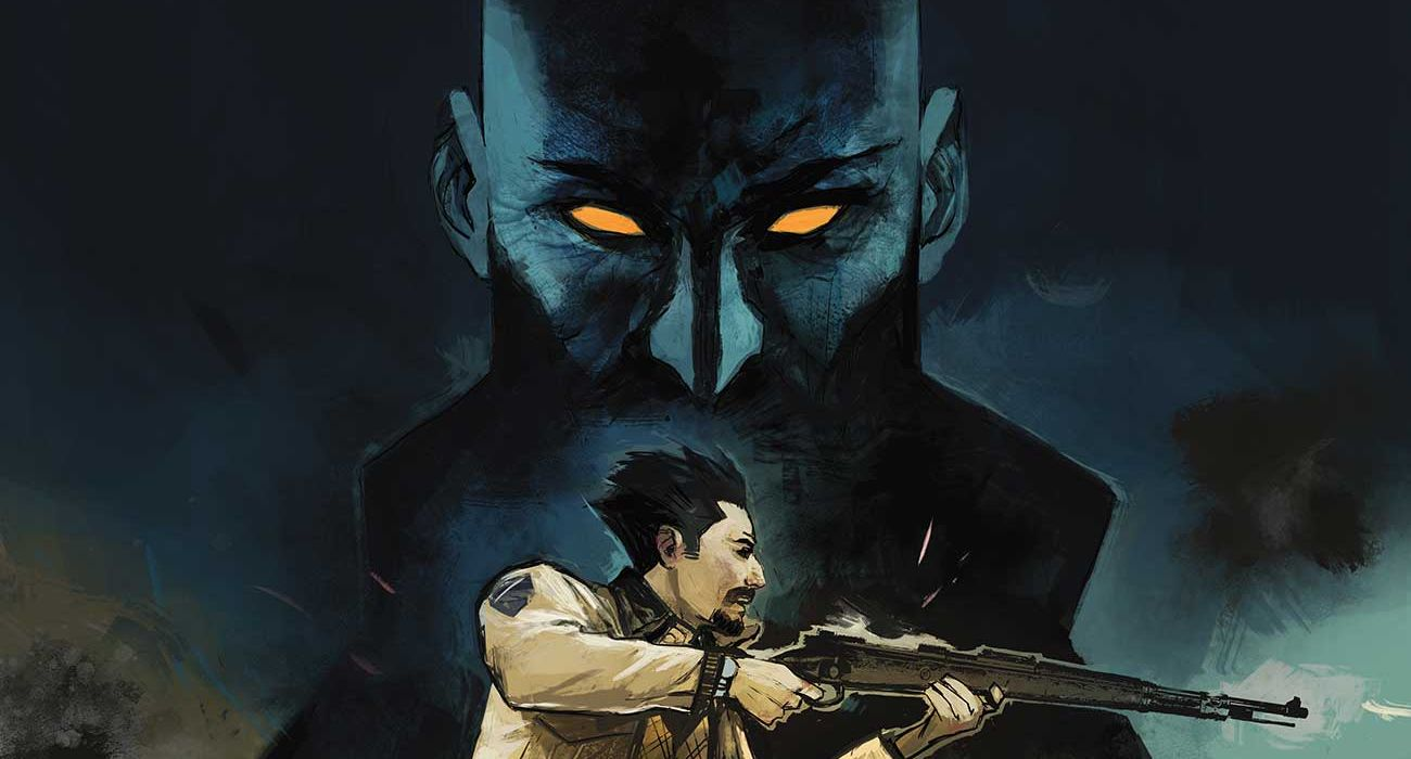 Feature: Rasputin: The Voice of the Dragon #3