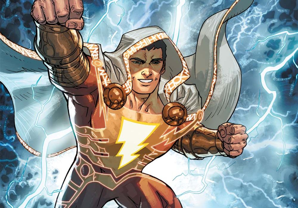 Shazam by Scott Kolins