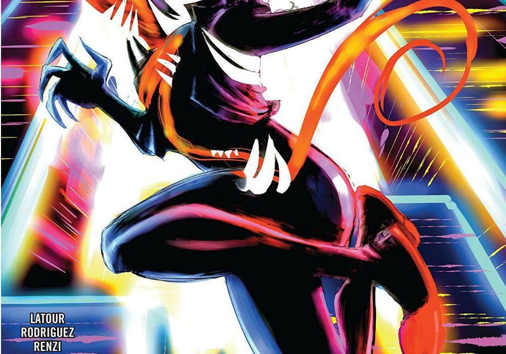 Spider-gwen #25 - featured