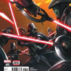 Star Wars Darth Vader 7 Featured