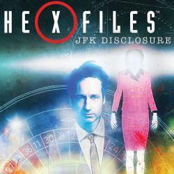X Files JFK Disclosures #1