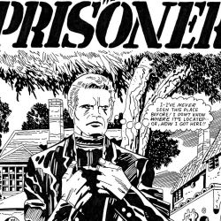 The Prisoner by Jack Kirby
