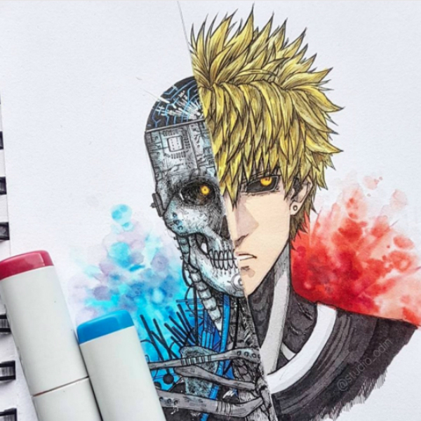 Genos-One-Punch-Man-AOTW-9-Featured
