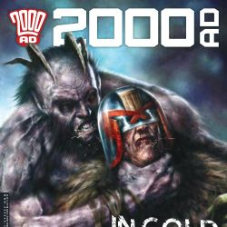 2000 AD Prog 2068 Featured