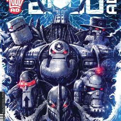 2000 AD Prog 2069 Featured