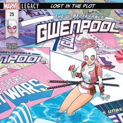 The Unbeleivable Gwenpool 25 Featured