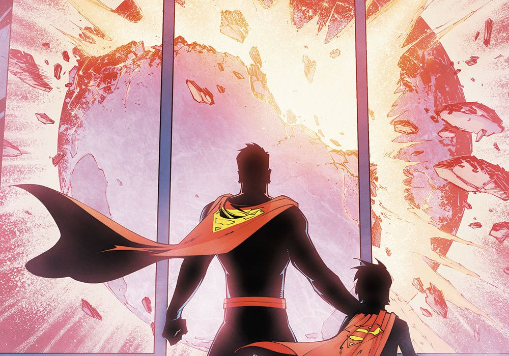 Superman 40 Featured