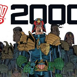 2000 AD Prog 2079 Featured