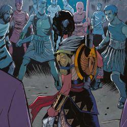 Assassin's Creed: Origins #2 Isu Codices 7 Featured