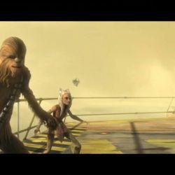 The Clone Wars Wookie Hunt