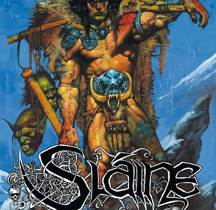 Slaine the Horned God