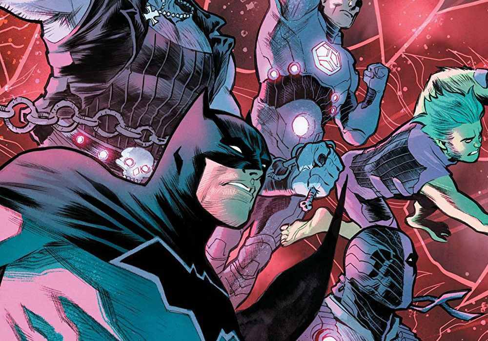 Justice League: No Justice #2 Featured