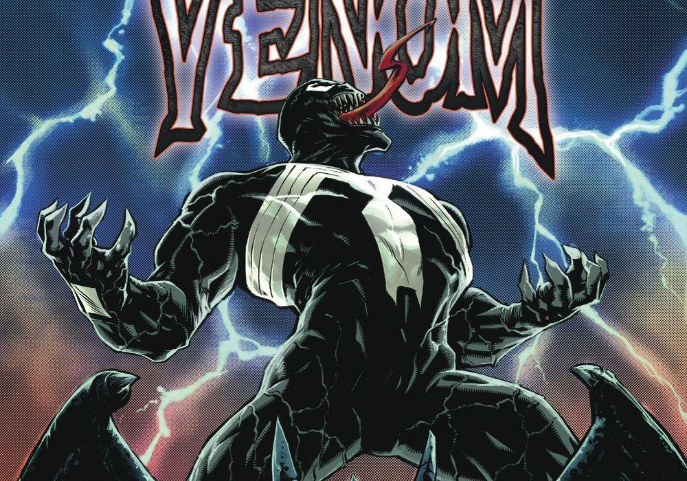 Venom #1 Featured