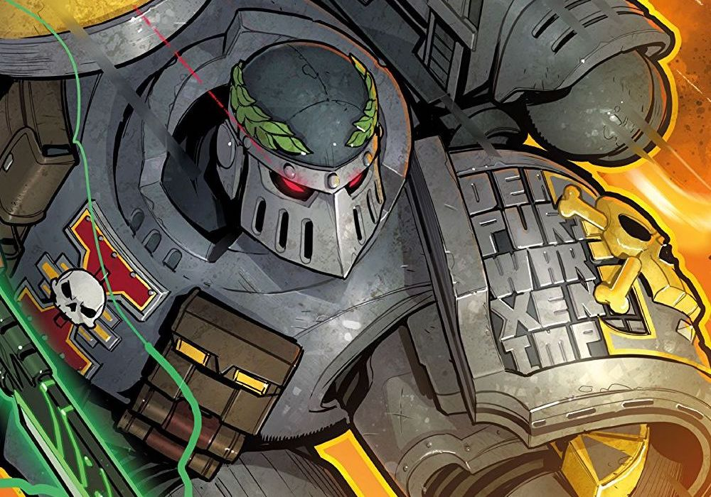 Warhammer 40,000: Deathwatch #1 Featured