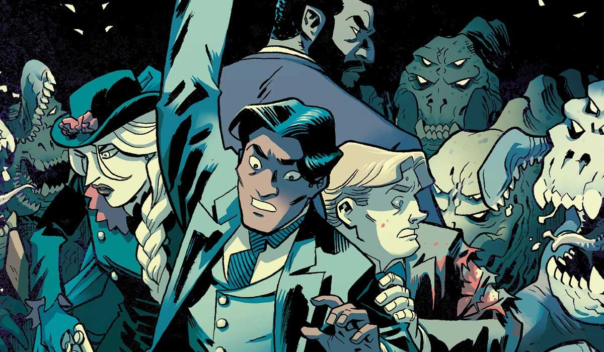 Feature: Shadow Roads #1 variant