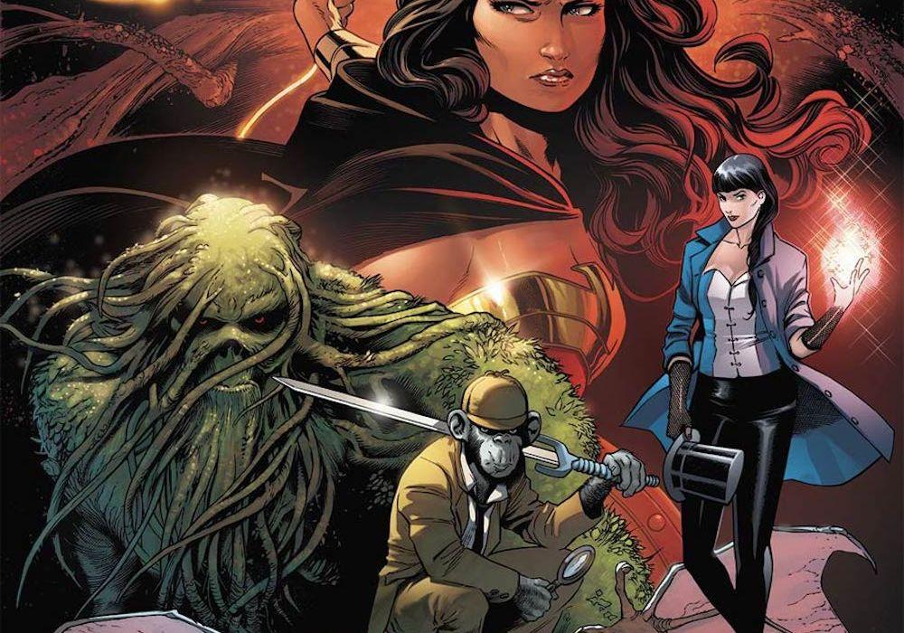 Justice League Dark #1 Featured
