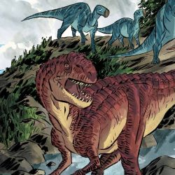 Science Comics Dinosaurs cropped