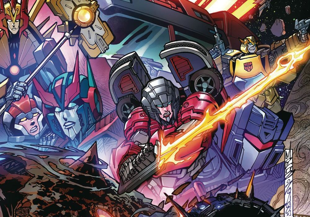 Transformers: Unicron #1 Featured