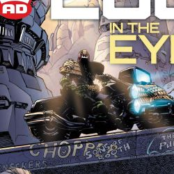 2000 AD Prog 2095 Featured