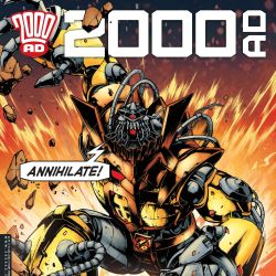 2000 AD Prog 2094 Featured