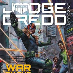 Judge Dredd Megazine 299 Featured