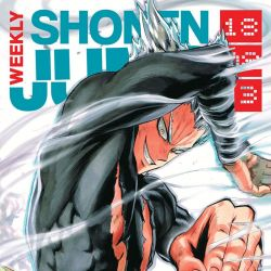 Weekly Shonen Jump 08/13/18 Featured