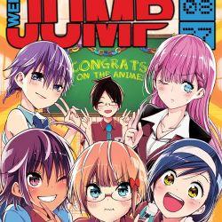 Weekly Shonen Jump August 27, 2019 Featured