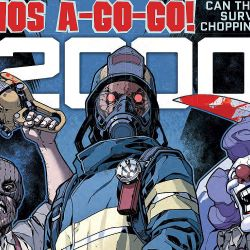 2000 AD Prog 2097 Featured