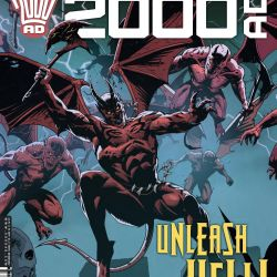 2000 AD Prog 2099 Featured