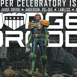 Judge Dread Megazine 400 Featured