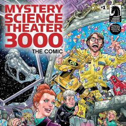 Mystery Science Theater 3000 #1 Featured